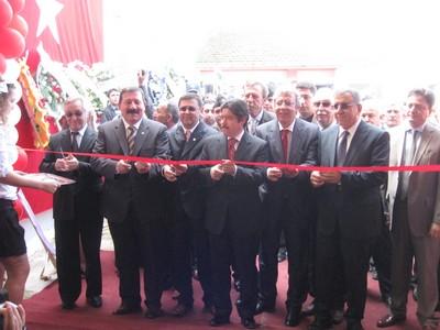 2. Güney Ege Gıda Tarım ve Hayvancılık Fuarı Milas ta Açıldı