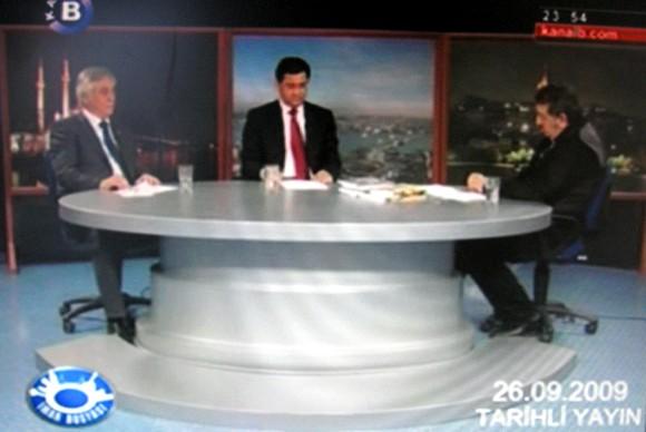 Başkanlar, Kanal B de Milası anlattılar…