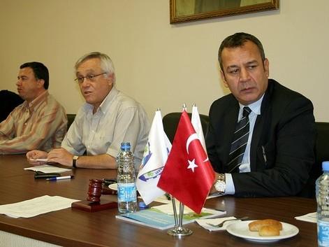 MİTSO Meclisi Ekim ayı olağan toplantısı yapıldı