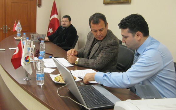 MİTSO Meclisinden TOBB Başkanı Hisarcıklıoğluna tam destek