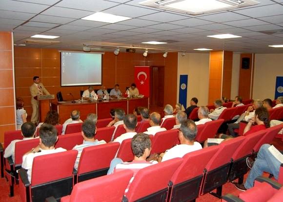 MİTSO, Tarihi Kentler Birliği Değerlendirme Toplantısına ev sahipliği yaptı