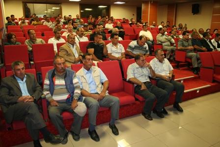 MİTSOnun GEKA Projesinin il bilgilendirme toplantısı yapıldı. KÜLTÜR BALIKÇILARI MİTSONUN PROJESİNDEN ÖĞRENMEK İSTİYOR