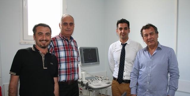 MİTSO'DAN MİLAS 75. YIL DEVLET HASTANESİ'NE EKG CİHAZI