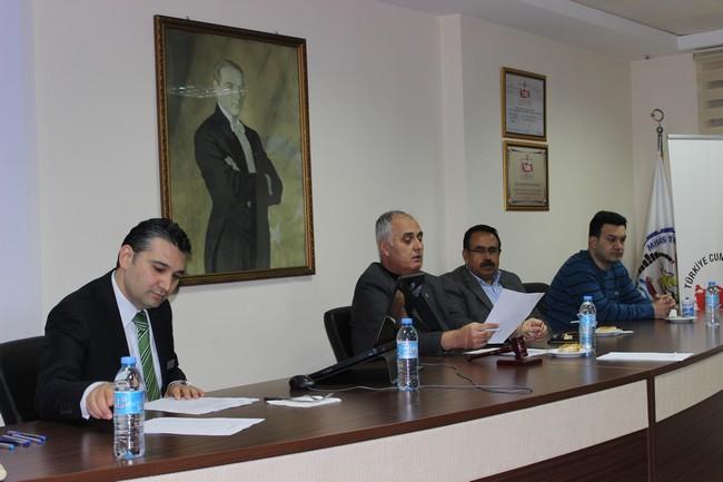 MİTSO MECLİSİ OYBİRLİĞİ İLE TEKNOPARK'A ORTAK