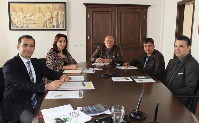Mart ayında dört fuara katılan MİTSO'nun şimdiki hedefi İzmir Oliv Tech Fuarı  MİTSO 26-29 NİSAN'DA İZMİR OLİV TECH FUARINA KATILACAK