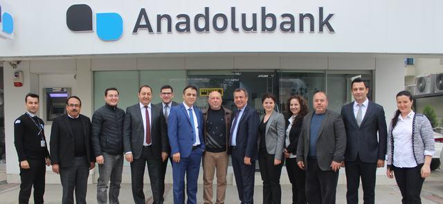 MİTSO ANADOLUBANK'TA…  BANKACI GÖZÜYLE BALIKÇILIK, MİLAS İÇİN ÇOK İYİ BİR SEKTÖR.
