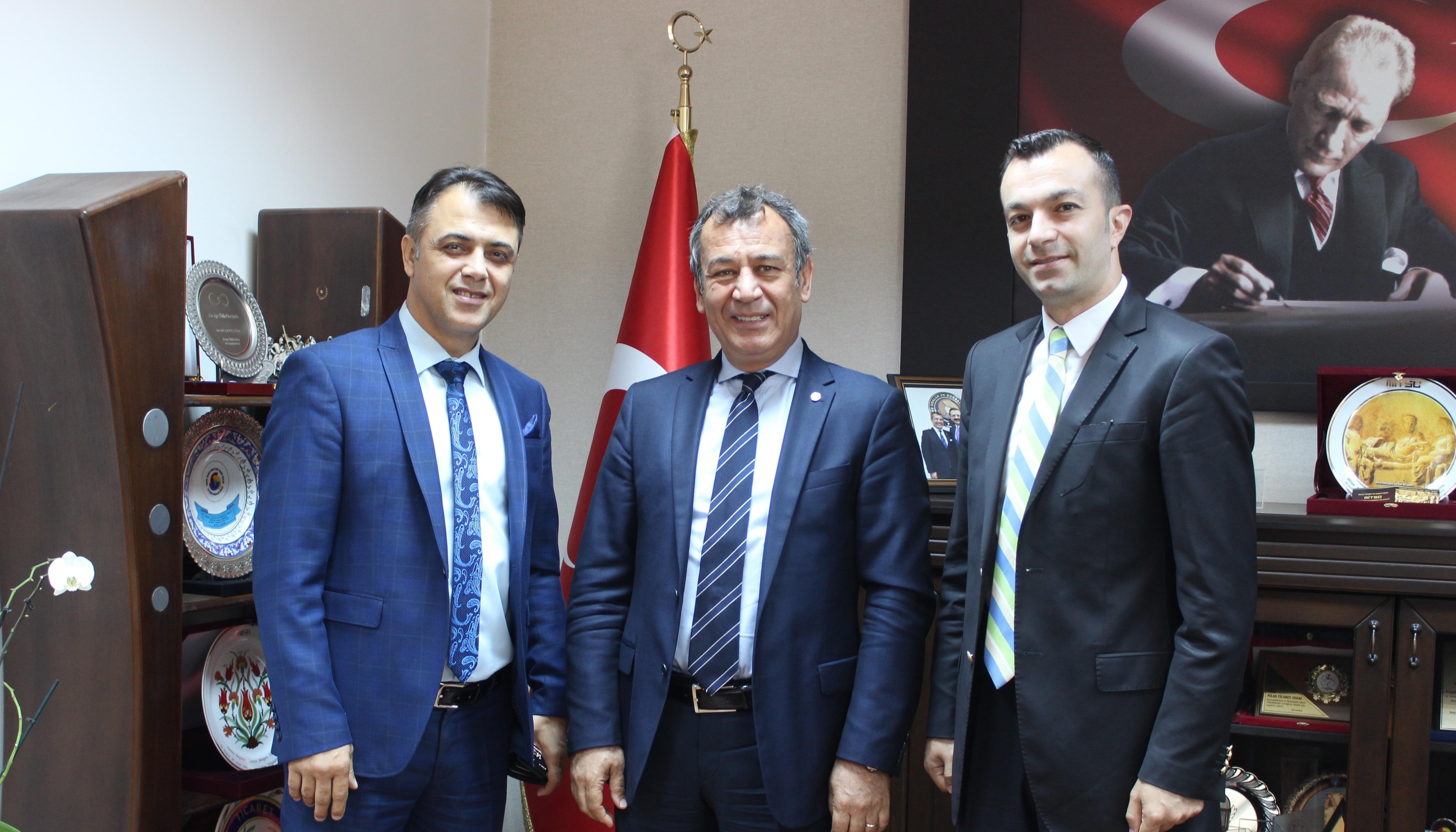 Anadolubank MİTSO'da…