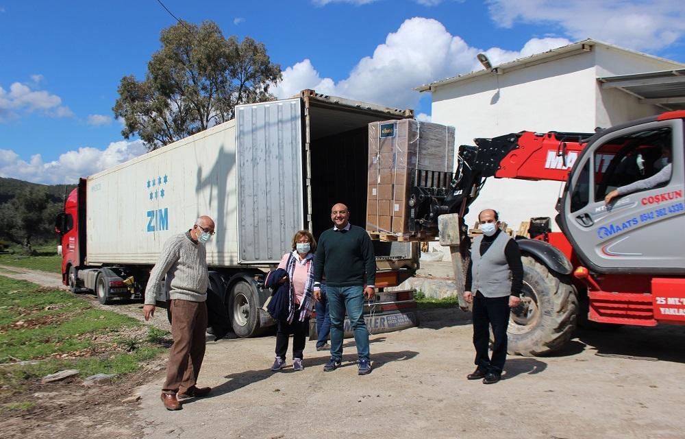 Mart ayında 6.5 ton AB coğrafi işaretli Milas zeytinyağı ihraç edilmişti: MALEZYALILAR MİLAS ZEYTİNYAĞINI ÇOK BEĞENİNCE 7.5 TON DAHA İSTEDİLER