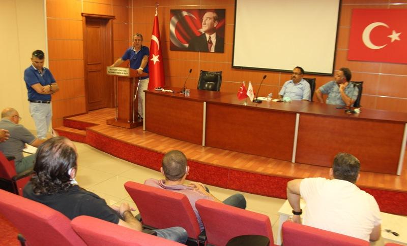 Haziran ayı meclis toplantısı yapıldı. MİTSO'NUN MAYIS AYI KATİ MİZANI OYBİRLİĞİ İLE KABUL EDİLDİ.