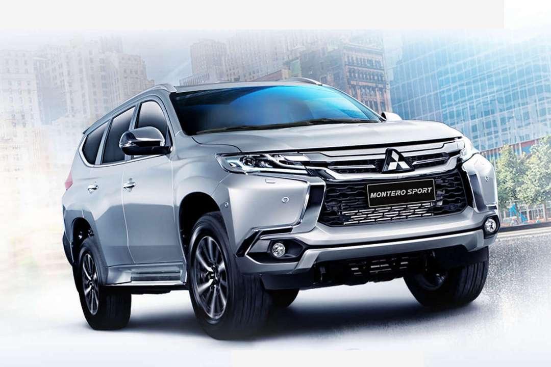 All New Mitsubishi Montero Sport 2021