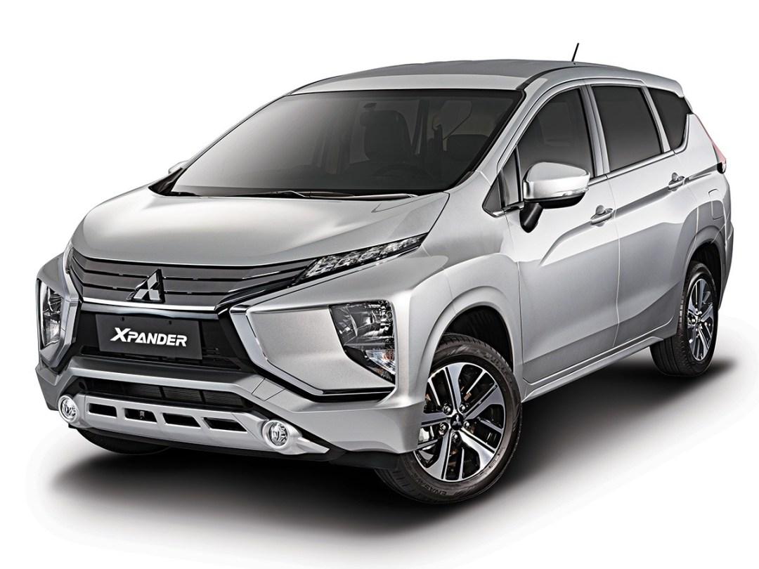 Mitsubishi Xpander 2020 Vehicle