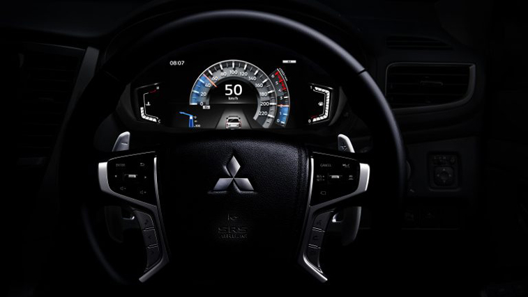 All New Montero Sport 2020 Upgraded driving comfort and convenience