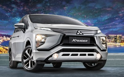 All New Xpander 2020