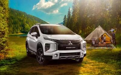 Mitsubishi Xpander Cross is coming in 2020