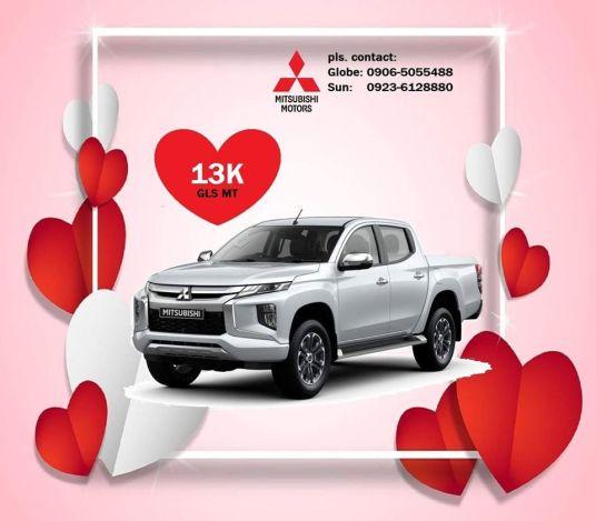 Mitsubishi releases strada february 2020 cebu promotion