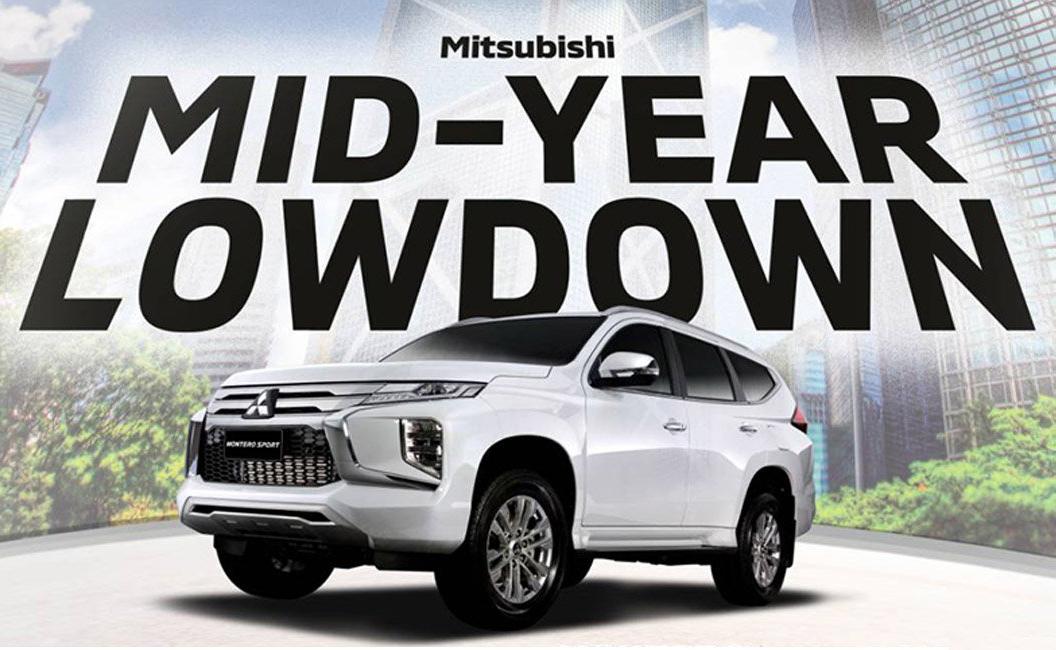 Mitsubishi June 2021 Promotion