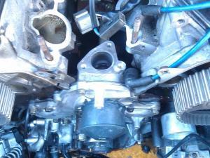 2001 Montero leaking coolant  Mitsubishi Forum