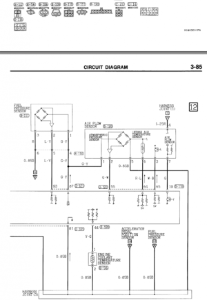 Pajero 2002 35 GDI IAT wires  Mitsubishi Forum