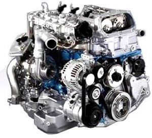 Mitsubishi FUSO 4P10T3, 4P10T6 Diesel Engine Shop Manual PDF Download