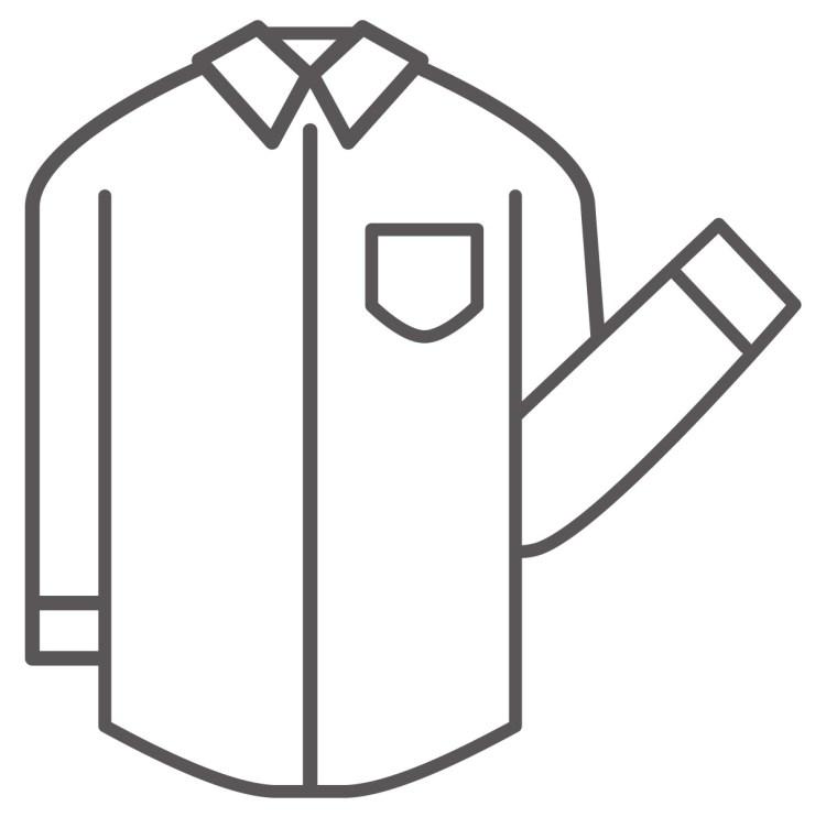 形状記憶シャツの種類