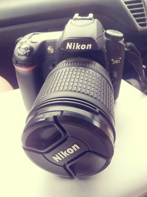 My First Ever DSLR - Canon EOS 450D (EOS Rebel XSi