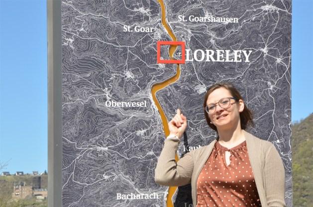 Nadya König-Lehrmann ist die Welterbe-Managerin am Mittelrhein.
