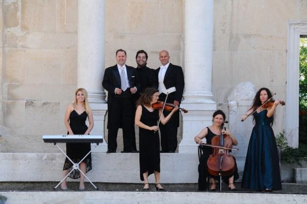 Maria Ruh sorgt für Iitalienische Opern-Momente am Mittelrhein. Foto: Schloss Rheinfels GmBH & Co KG