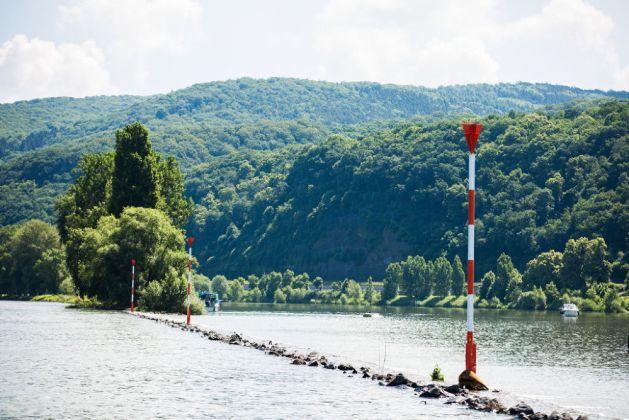 Rhein bei Osterspai. Foto: Romantischer Rhein Tourismus / Henry Tornow