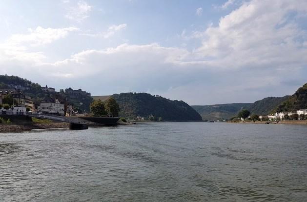 Eine Brücke soll St. Goar und St. Goarshausen verbinden. Foto: Frank Zimmer