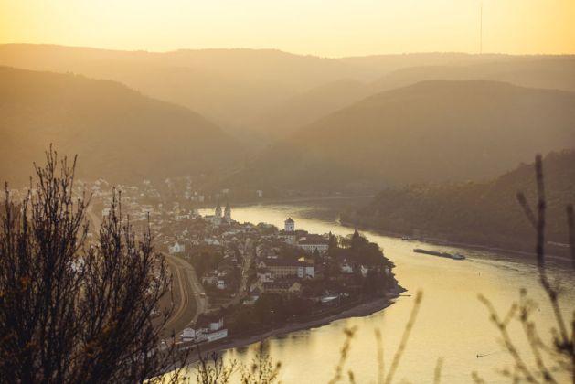 Immer eine Reise wert: Boppard. Foto: Romantischer Rhein / Henry Tornow