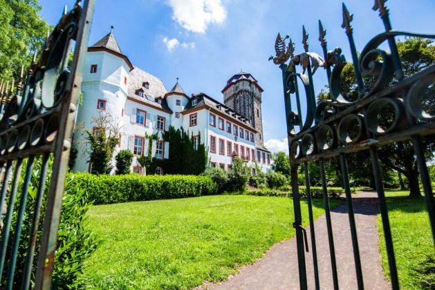 Martinsschloss in Lahnstein. Foto: Romantischer Rhein Tourismus / Henry Tornow