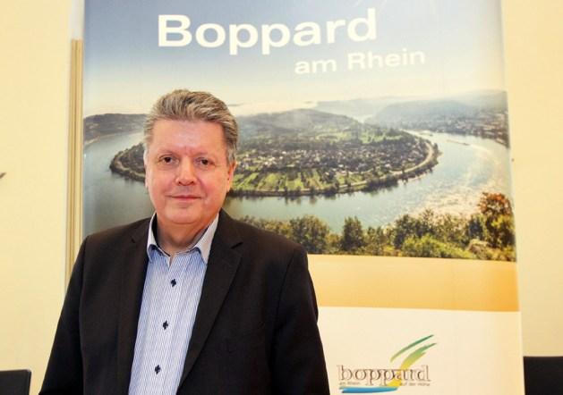 Walter Bersch ist seit 1997 Bürgermeister von Boppard.