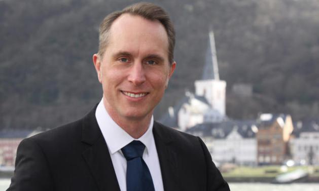 Falko Hönisch tritt für die SPD an. Foto: SPD St. Goar.