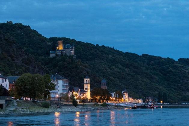 Blick auf St. Goarshausen. Foto: Romantischer Rhein Tourismus / Dominik Ketz