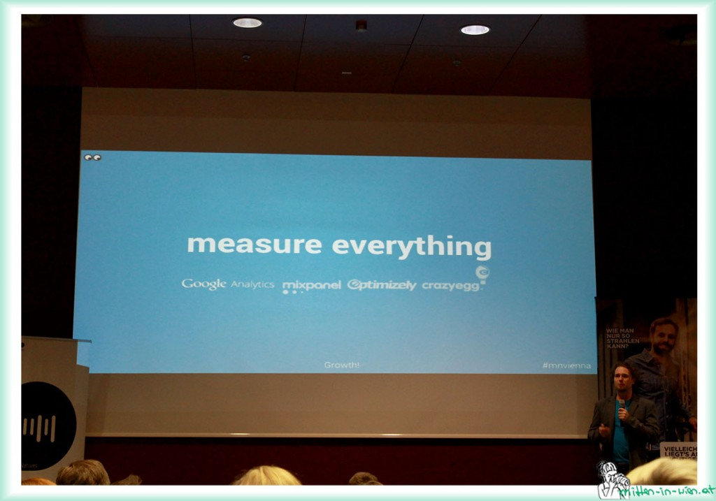 measure everything - Christoph Richter von ZOOMSQUARE