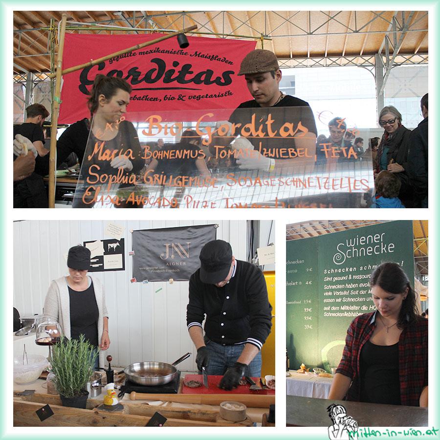 Street Food Artists