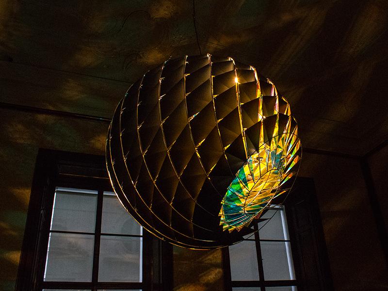 """New Berlin Sphere"", 2009"