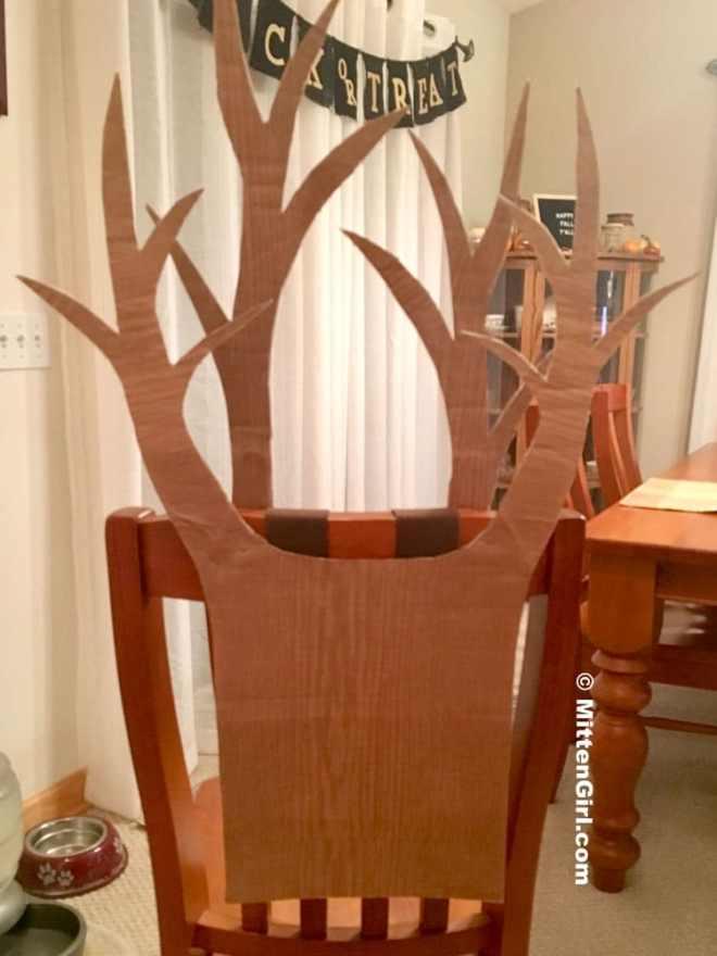 Tree costume - minus leaves
