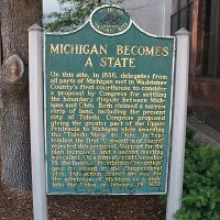 The Frostbitten Convention; or, How Michigan Ended the Toledo War and Became a State