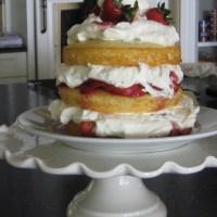Sky-High Strawberry Shortcake