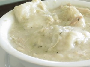 Chicken and Dumplings H