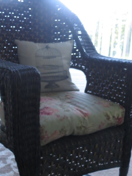 Screen Porch Rocker