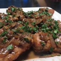 Chicken and Mushroom Marsala