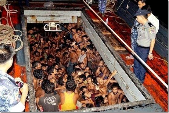 ビルマからマレーシアへの難民 2015.jpg