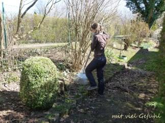 6. Gartenarbeit