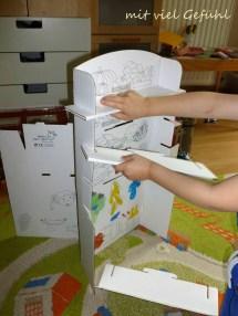 3. Kaufmannsladen bauen
