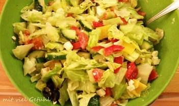 4. leckerer Salat