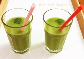 6. Grüne Smoothies