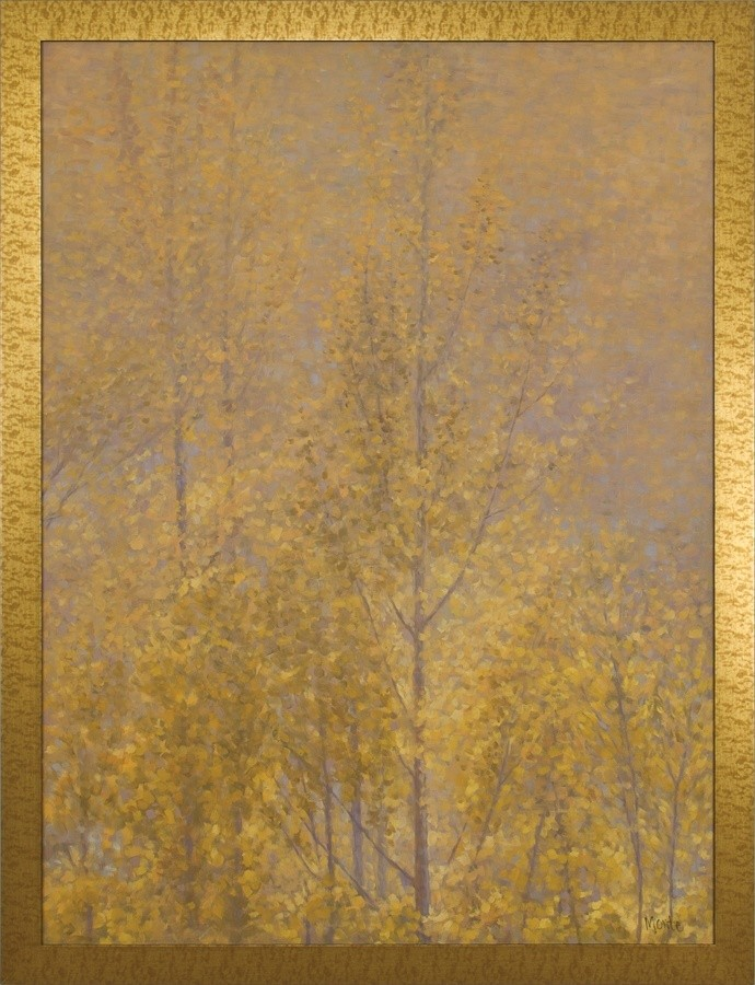 NA115010 Pointed Autumn 44W x 58H inches