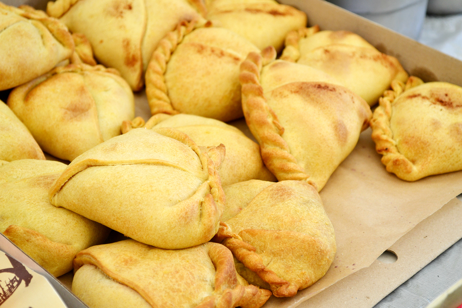 Kosher Jamaican Beef Patties